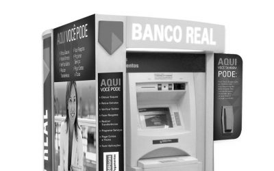 Banco Real: ATMs
