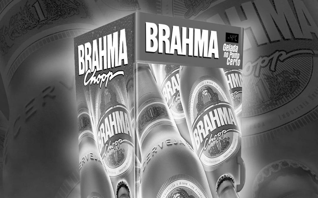 Ambev: Freezer Brahma